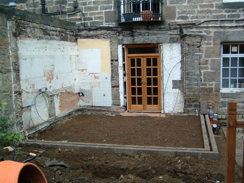 Kitchen Extension 3/4
